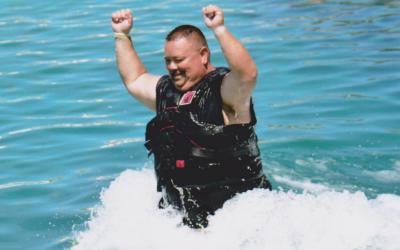 Dolphin Royal Swim in Oahu Hawaii