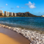 Waikiki Beach Oahu hawaii Vacation